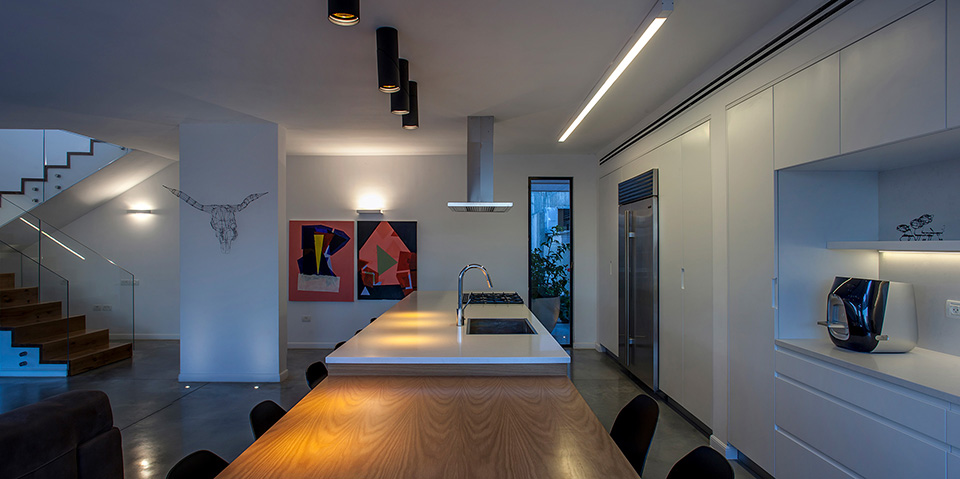 חשיבות בחירת התאורה במטבח