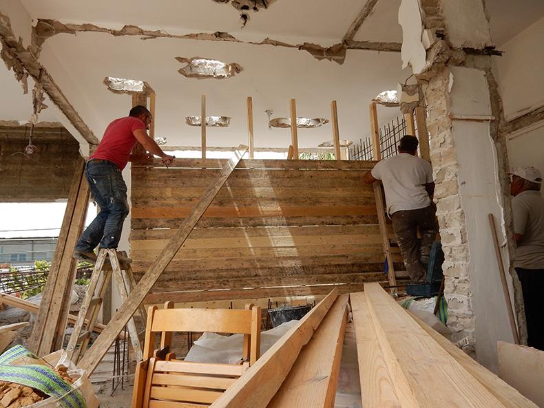 תחילת עיצוב דירה בתל אביב